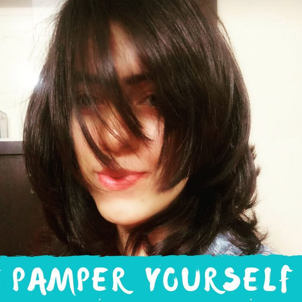 COVID-19 Lockdown (Pamper Yourself)